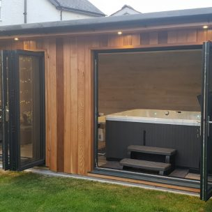 Timber Frame Outdoor Spaces