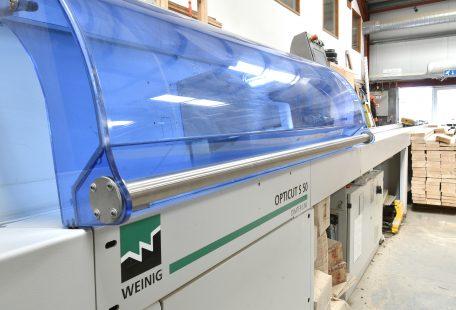 On site machinery opticut