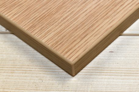 Stock Timber edged boarding